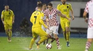 hrvatska, kosovo, nastavak utakmice