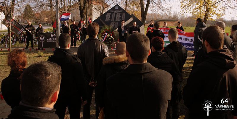 laslovo, mimohod, mimohod hrvatsko-mađarskog bratstva, branitelji, komemoracija, frano čirko, korođ, mađari, 64 županije, hvim