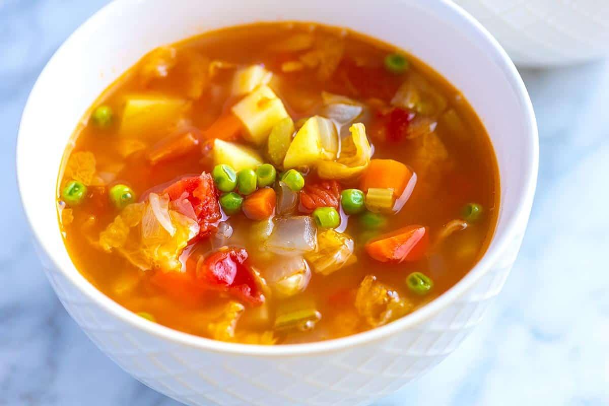 Ослабете 5 килограми за една недела со помош на диетата со супа