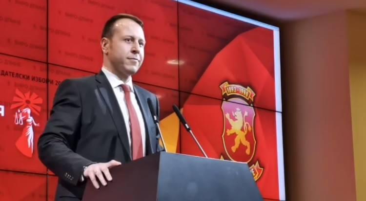 Јанушев: Членови на власта преминаа во Коалицијата на ВМРО-ДПМНЕ