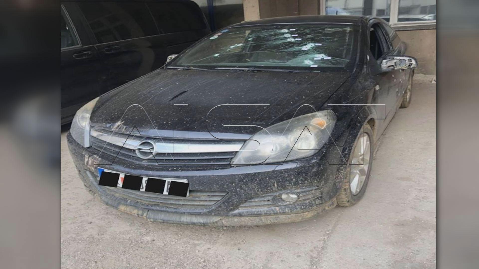 БРУТАЛНА ЛИКВИДАЦИЈА: Изрешетан автомобилот во кој беа убиени таткото и синот
