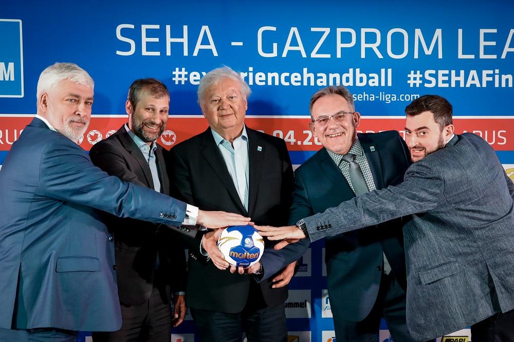 СЕХА ги смени групите поради Спартак Москва