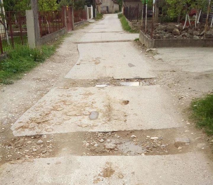 Улицата ја раскопаа и ја заборавија