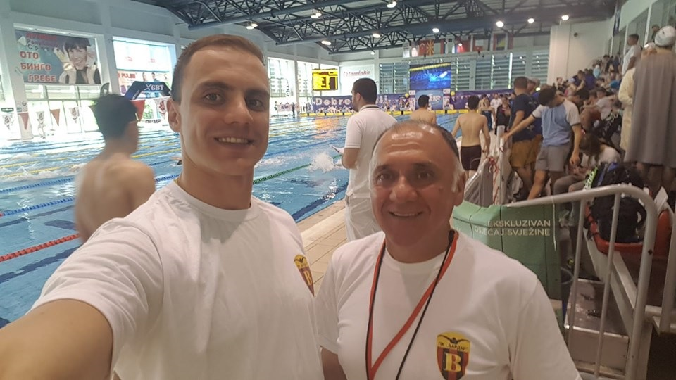 Марко Блажевски со нов апсолутен рекорд на Македонија