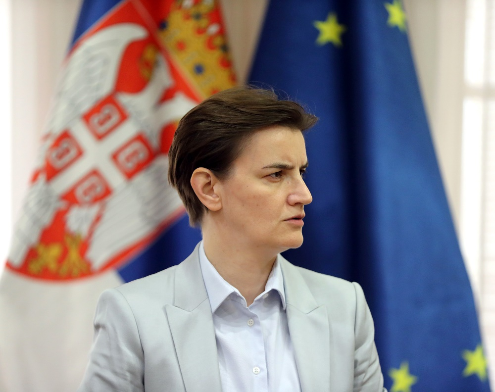 Брнабиќ: Србија не може да биде стабилна без стабилен регион