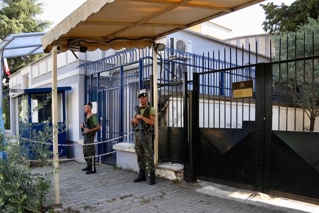 амбасада албанија тирнаа