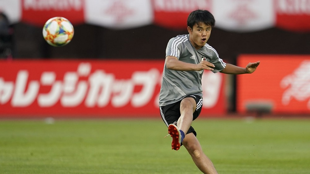 """Барса зажали поради него: Реал го купи јапонскиот """"Меси""""!"""