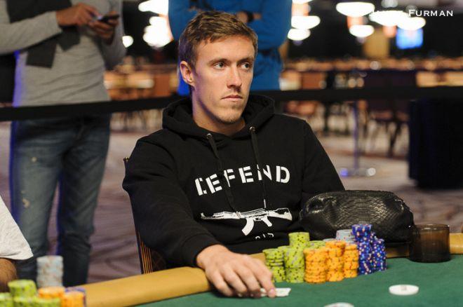 Крузе во слободно време се релаксира со покер
