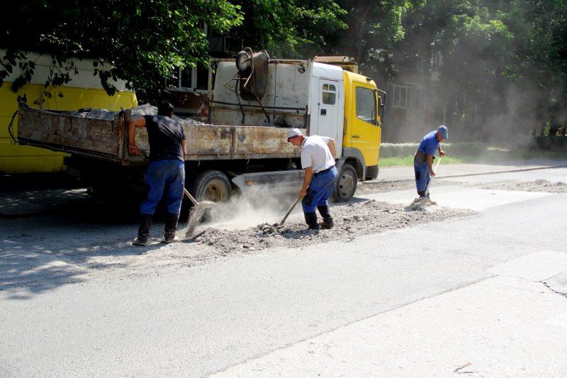 Аеродром ги санира дупките во општината
