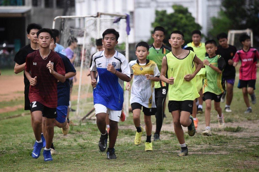 фудбалери тајланд