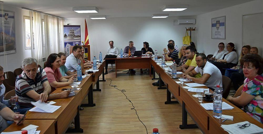Општина Карпош одобри финансиска поддршка за спортски проекти