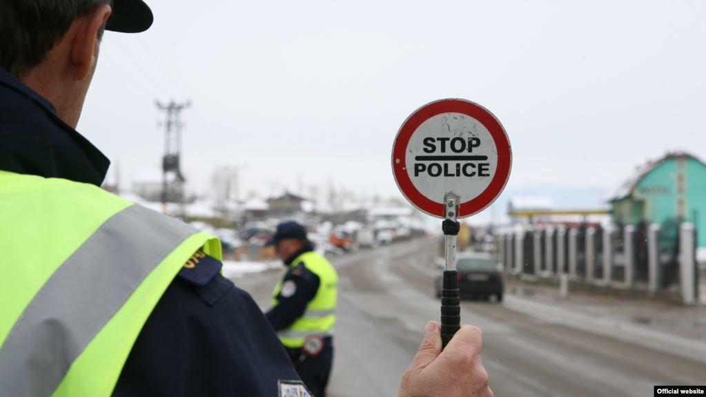 Во вчерашната акциската контрола на МВР уловени возачите кои возеле над дозволеното