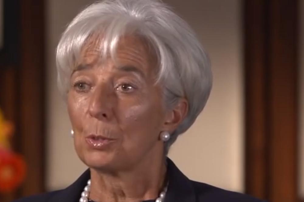 Лагард: Европската централна банка ја намали прогнозата за раст за 2020 година