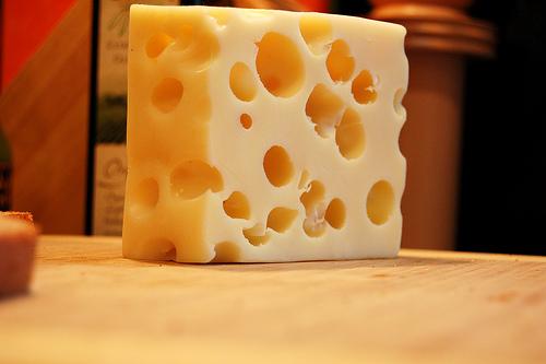 швајцарско сирење