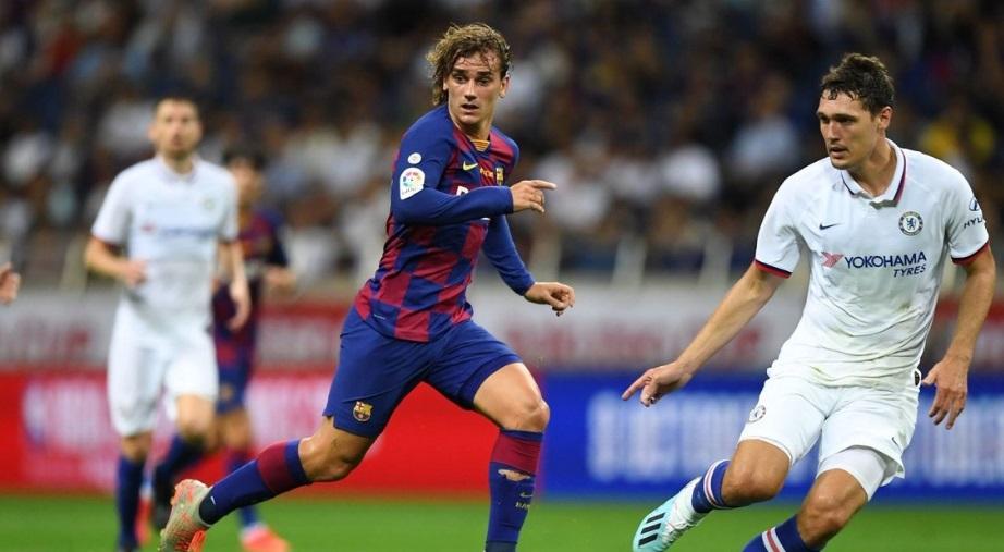Гризман по само една година може да си оди од Барселона