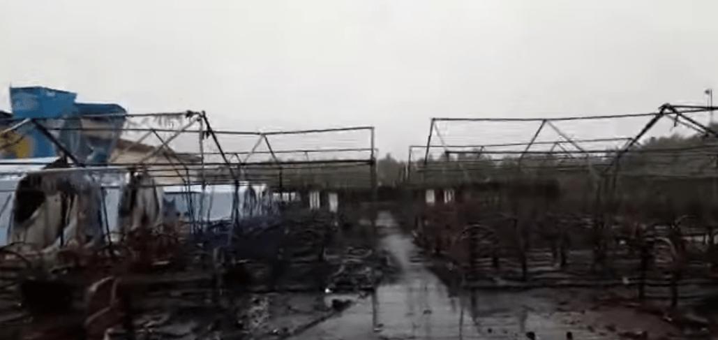 ТРАГЕДИЈА ВО РУСИЈА: Пожар во детски камп, најмалку пет деца загинаа (ВИДЕО)