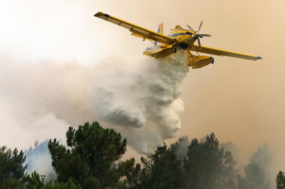 Се уште активен пожарот кај Пинтија