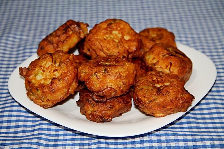 крофни со тиквички