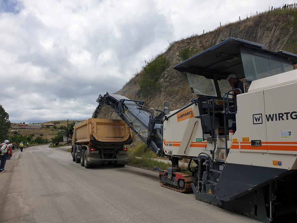 """Се гради патна инфраструктура на индустриската зона """"Раброво"""""""