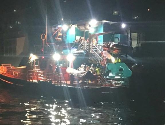 Траект заринка на пристаништето во Коста Брава, 400 луѓе се евакуирани