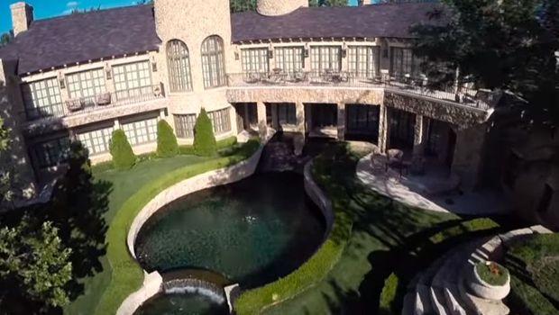 Луксузен имот на светски позната легенда на нафтната индустрија се продава за 250 милиони долари