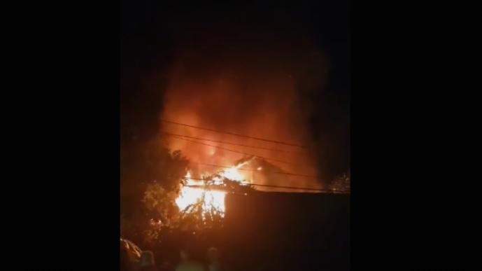 Едно лице загина во пожарот во Трнодол