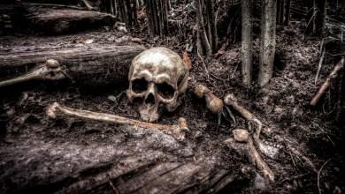 посмртни останки