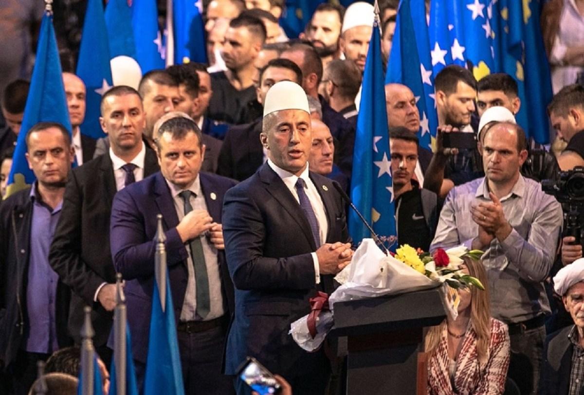 Рамуш Харадинај се откажа од пратеничката функција, ги кажа и причините
