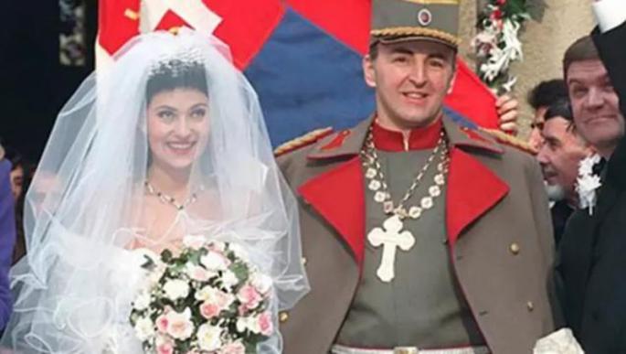 Кумот од Кипар, невестата во венчаницата на Цеца! Нови детали за свадбата на Вељко и Богдана