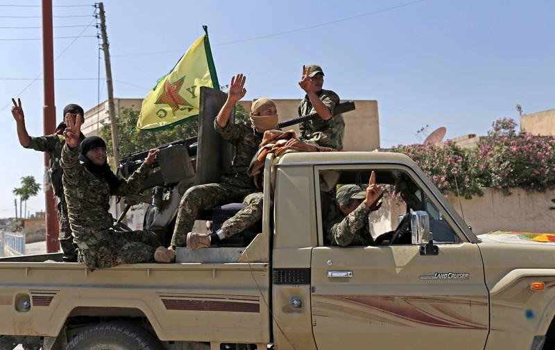 Курдите најавија прекин на огнот во северниот дел на Сирија