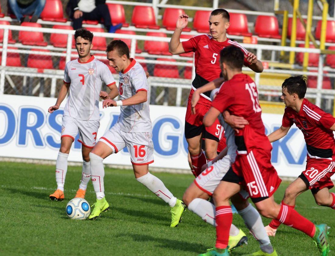 Фудбалските надежи ќе играат Елитната фаза квалификации за ЕП