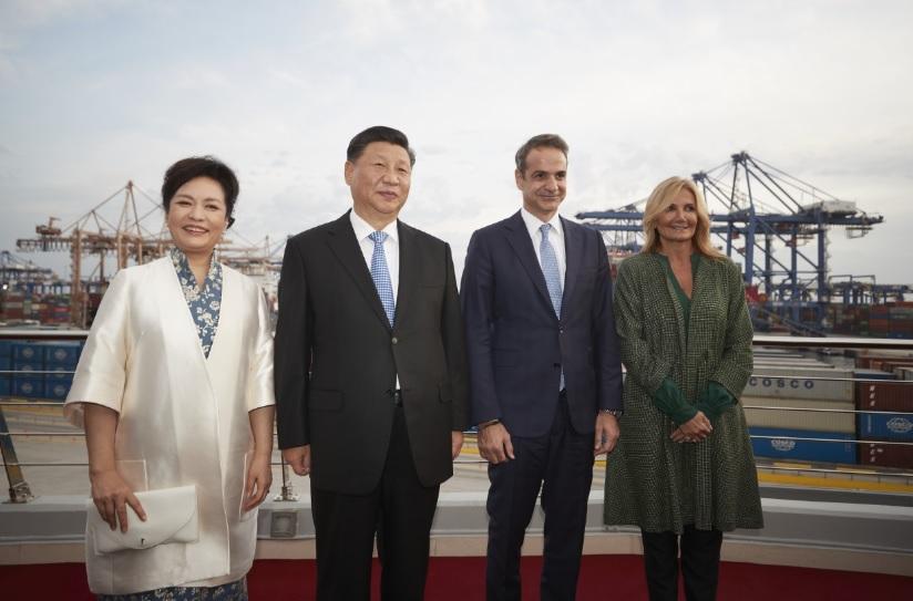 Постигнат значителен напредок во грчко-кинеските односи