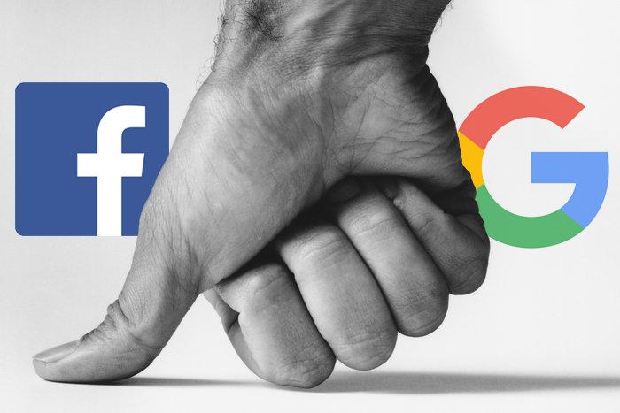 Интернет гигантите Фејсбук и Гугл под истрага од ЕК за личните податоци
