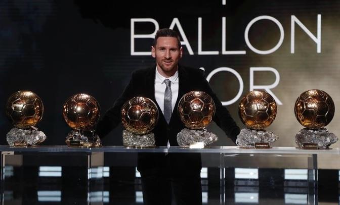 Меси: Гласав за него, тој за мене е најдобар играч на светот! (ВИДЕО0