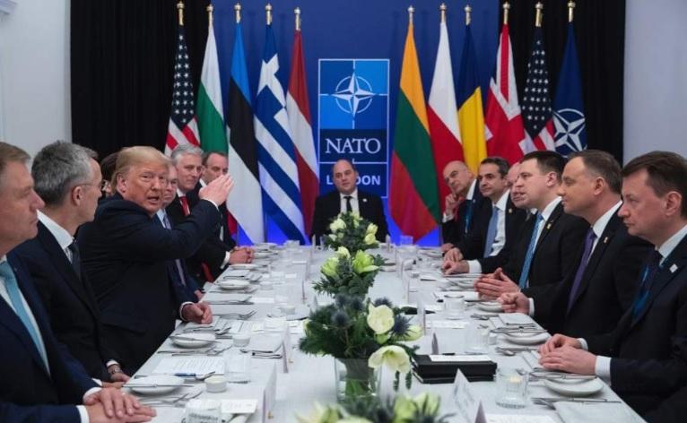 Ручек на сметка на Трамп: Се гостеа само лидерите кои издвојуваат пари за одбраната