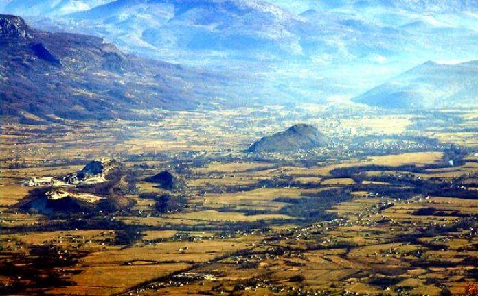 panorama-Bjelopavlića