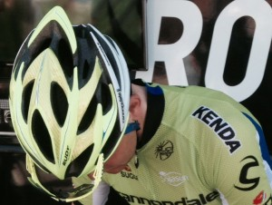 Ted King of Team Cannondale