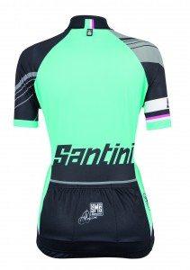 Anna Meares Tour Down Under Santini Kit
