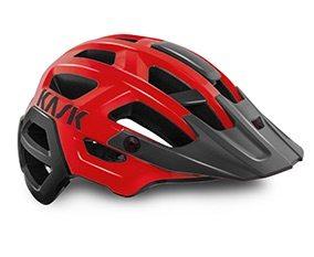 Kask Rex MTB Helmet Red