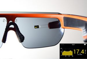 Solos Cycling Display glasses