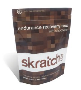skratch labs chocolate recovery mix
