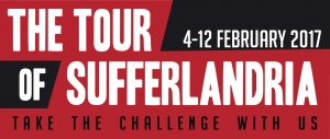Tour of Sufferlandria Indoor Virtual Bike Race