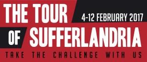 Tour of Sufferlandria Indoor Virtual Bike Race