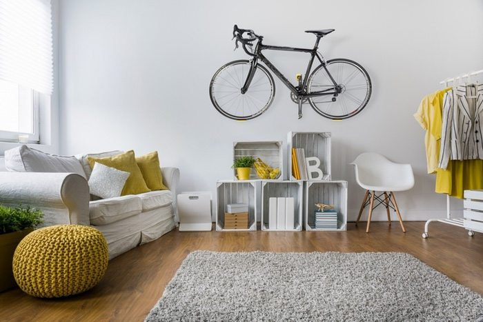 cycloc super hero bike storage