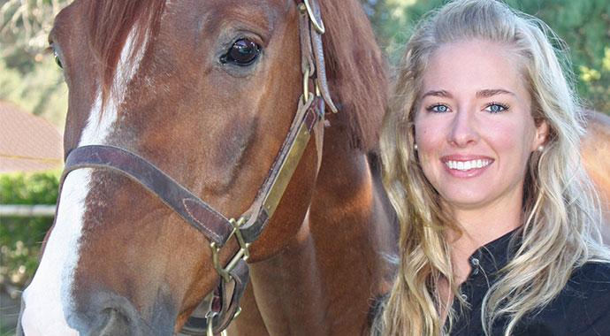Natalie-Baker-And-Her-Horse