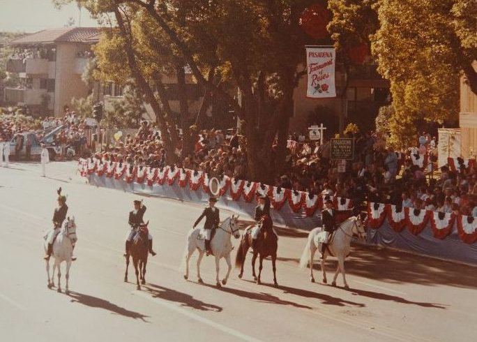Experiencing the Tournament of Roses Parade via Horseback | SLO Horse News