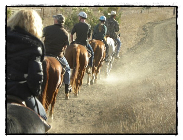 SLO County Guided Trail Rides | SLO Horse News