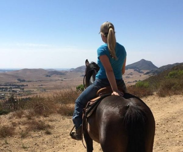 Toolbox for Building Confidence on Horseback | SLO Horse News
