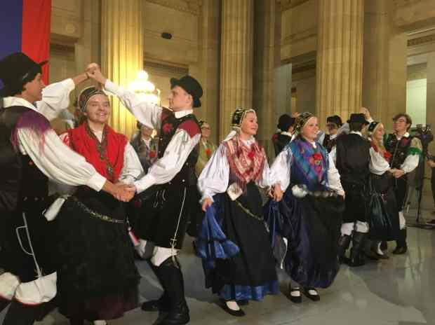 Folklorna Skupina KRES