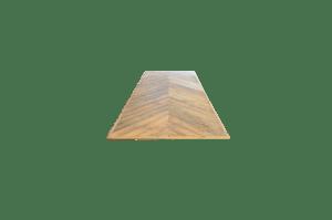 Sloophout visgraat